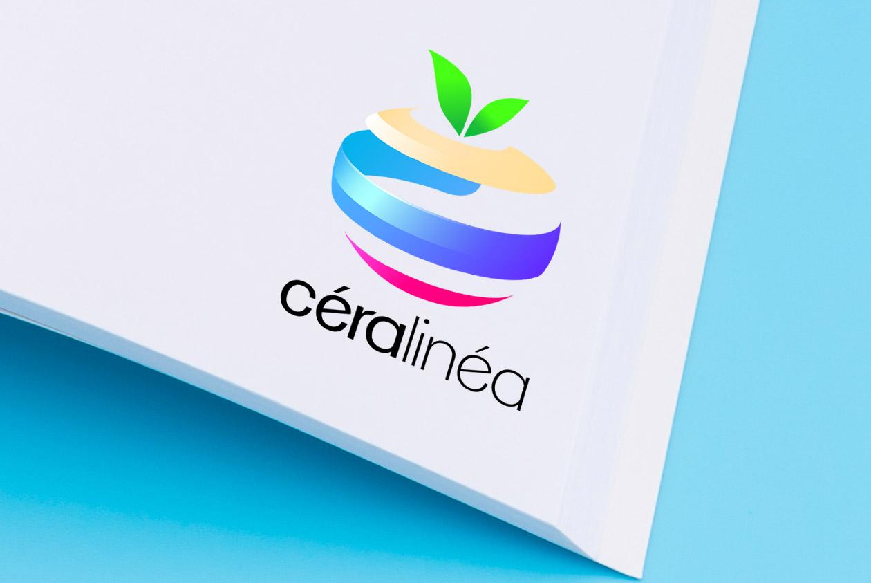 Conception logo céralinéa