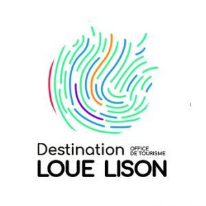 Conception logo Besançon Destination Loue