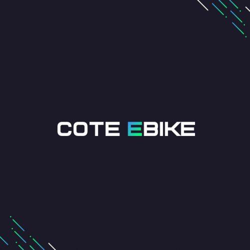 création logo cote ebike