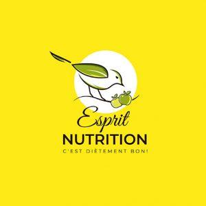 Création logo diététicienne besançon