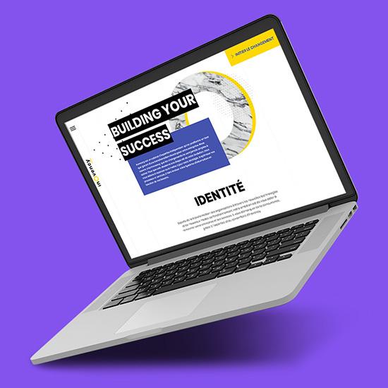 Création site web Besançon Inovency marketing