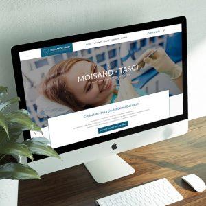 création site internet dentistes à Besançon min